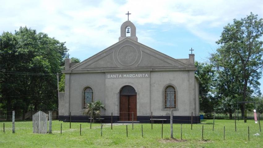 Capilla Santa Margarita, Las Chacras.