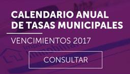 Vencimiento de tasas municipales (abrir pdf)