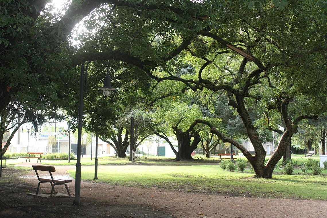 Plaza Martín Fierro