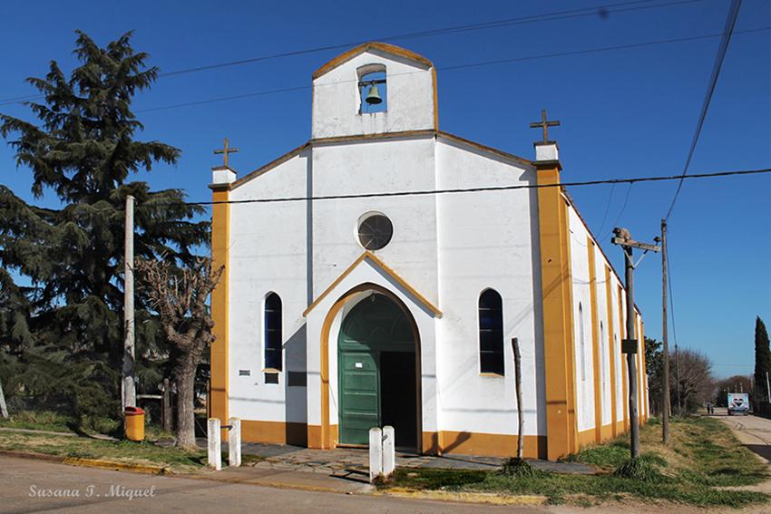 Capilla Santa Ana, Salvador María